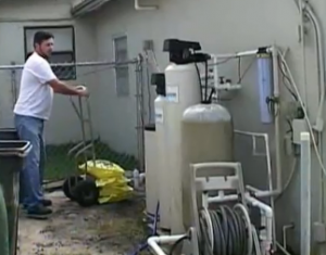 Well Water System Loxahatchee-Florida-Palm Beach County
