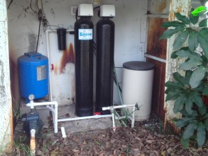 Well Water Filtration System in Palm Beach County South Florida